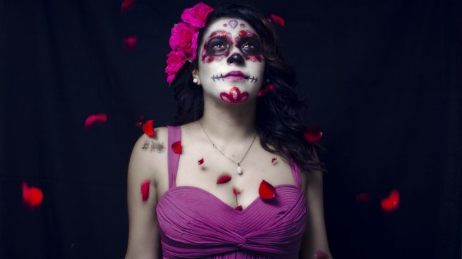 maquillarse para Halloween