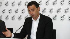Molina, director deportivo de la RFEF. (RFEF)
