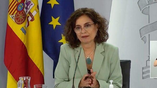 Montero exige a un Ayuntamiento del PP que devuelva la deuda que sí permitió contraer al PSOE