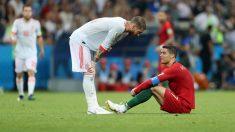 Portugal – España del Mundial 2018 de Rusia. (Getty)