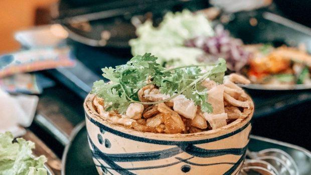 Pollo a la japonesa
