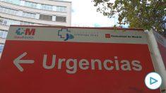 OKDIARIO recorre 3 hospitales de Madrid y no encuentra las urgencias colapsadas por el Covid