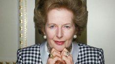 El 13 de octubre de 1925 nace Margaret Thatcher