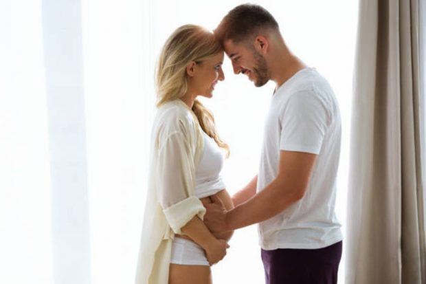 quedar embarazada