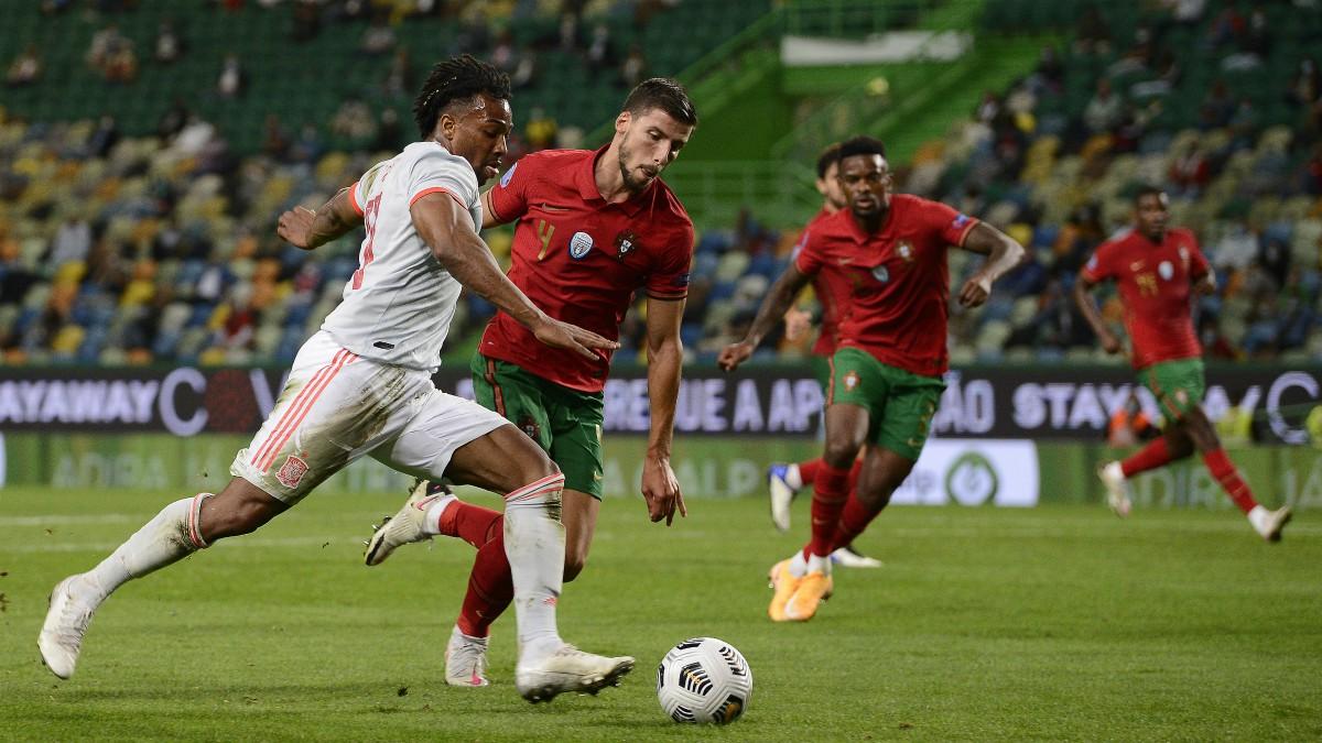 El increíble Adama impresionó en su debut con España