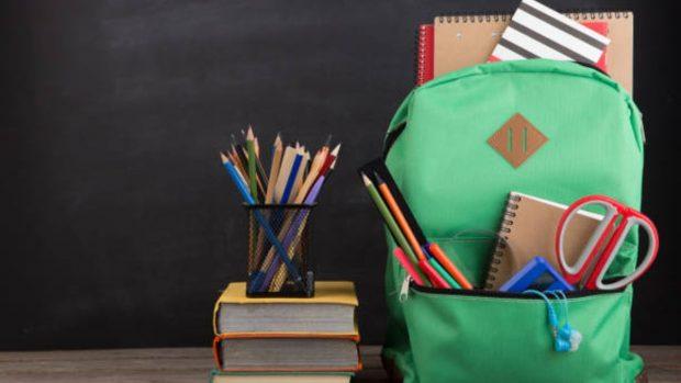 Cómo organizar el material escolar en casa: consejos