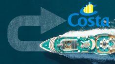 Costa Cruceros.
