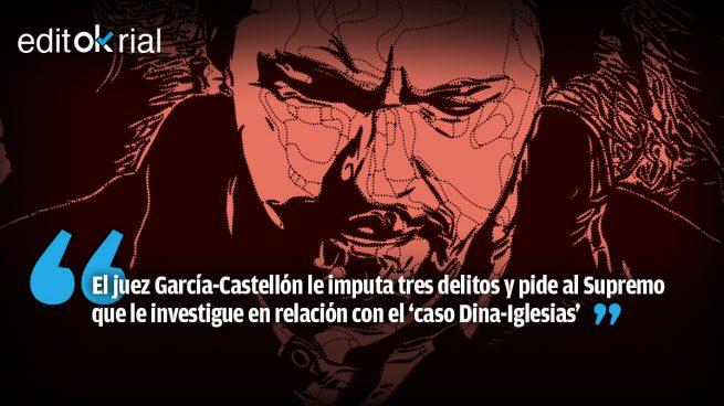 Hechos probados: cloacas, las tuyas, Pablo Iglesias