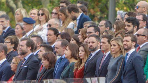 El portavoz de Vox en el Congreso de los Diputados, Iván Espinosa de los Monteros. Foto: EP