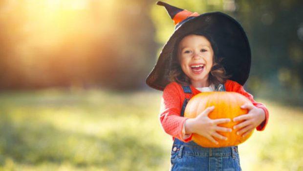 Ideas para decorar las calabazas de Halloween con los niños