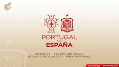 Rueda de prensa tras el Portugal – España, streaming en directo