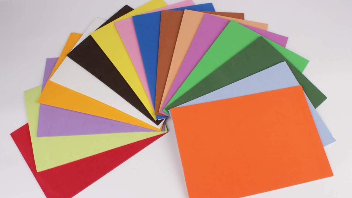 Este material es muy utilizado en manualidades