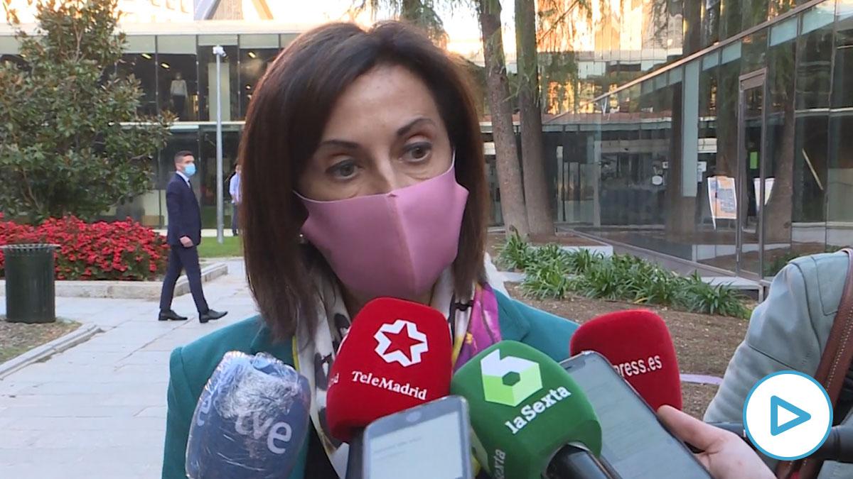 Robles pide «máximo respeto a las resoluciones judiciales» tras pedir el juez imputar a Iglesias