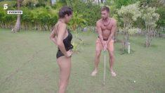 Tom y Sandra en 'La isla de las tentaciones 2'