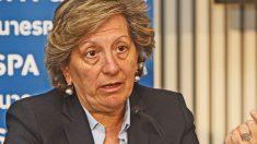 Pilar González de Frutos, presidenta de Unespa.