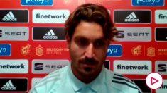 José Campaña atiende a OKDIARIO desde la Ciudad del Fútbol de Las Rozas.