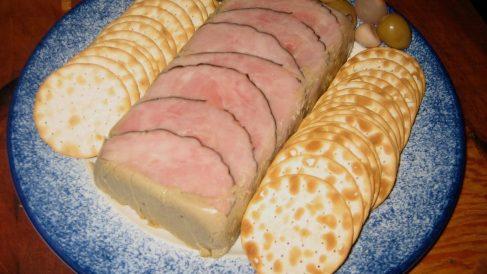 Cenas ligeras de patés