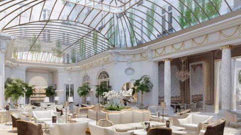 El hotel Ritz reabrirá sus puertas a principios de 2021