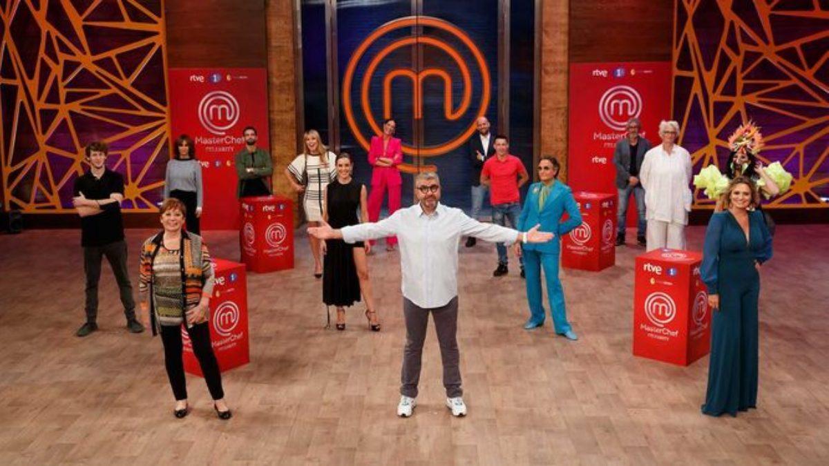 'MasterChef Celebrity' para la semana que viene