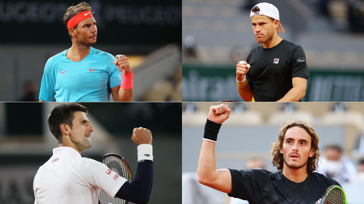 Roland Garros 2020: partidos hoy viernes 9 de octubre en Roland Garros (Getty)