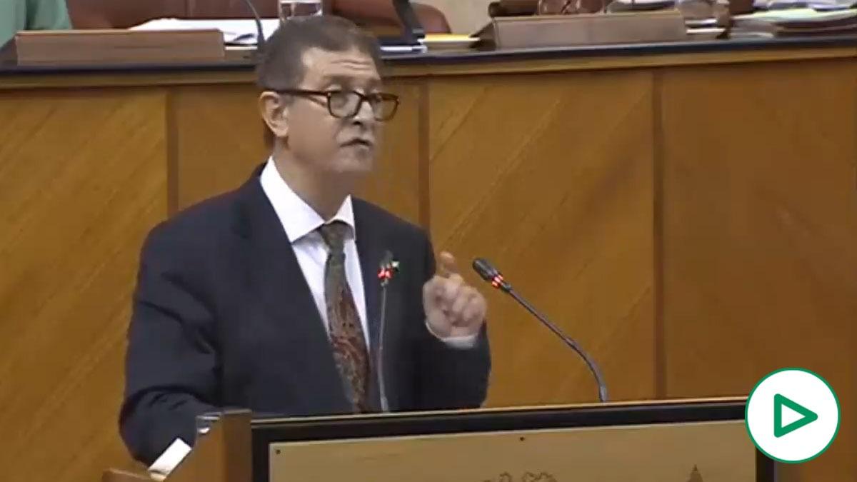 Eugenio Moltó, diputado de VOX