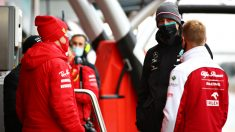 Suspendidos los libres del GP de Eifel de Fórmula 1. (Getty)