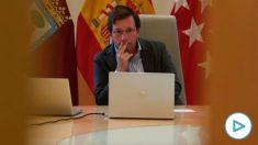 José Luis Martínez-Almeida, alcalde de Madrid. (Foto: Madrid)