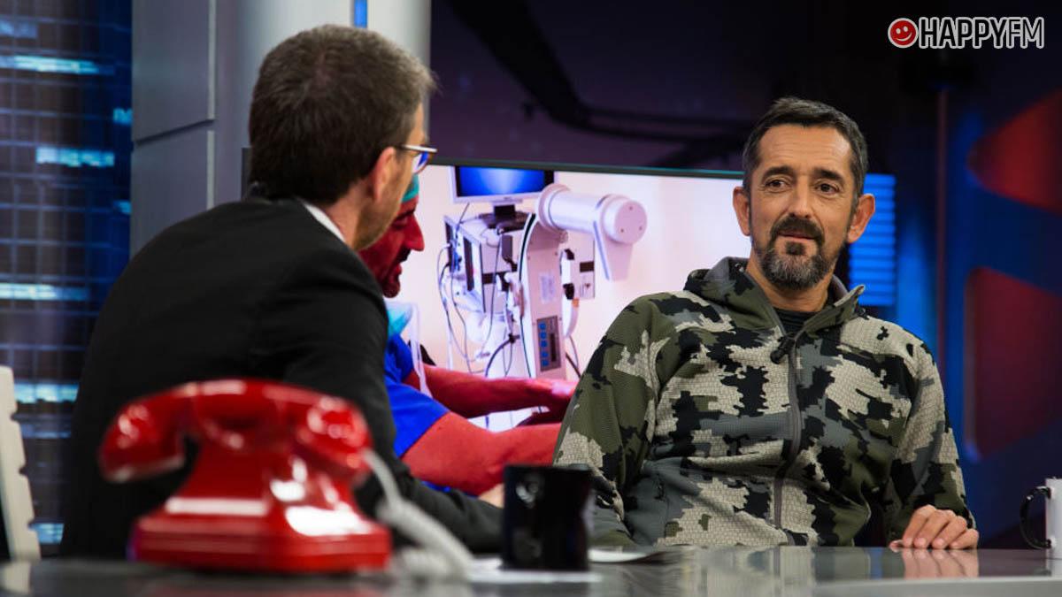 Doctor Cavada en 'El Hormiguero'