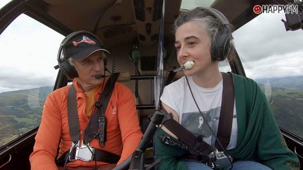 Jesús Calleja en 'Volando voy'