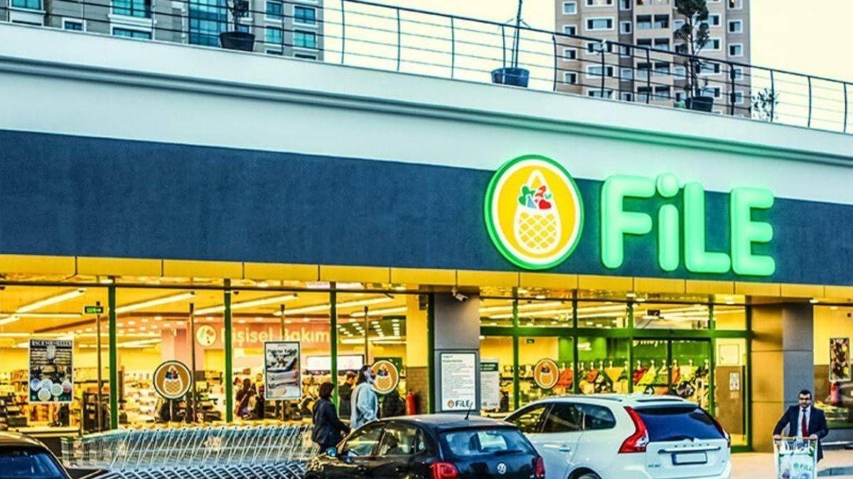 'File', el Mercadona turco con un logo muy parecido y sus