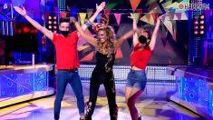 Sálvame: Marta López se ríe de los cuerno que le puso Alfonso Merlos cantando 'El venao'