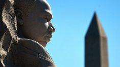 El 16 de octubre de 2011 se inauguró un monumento en memoria de Martin Luther King Jr.