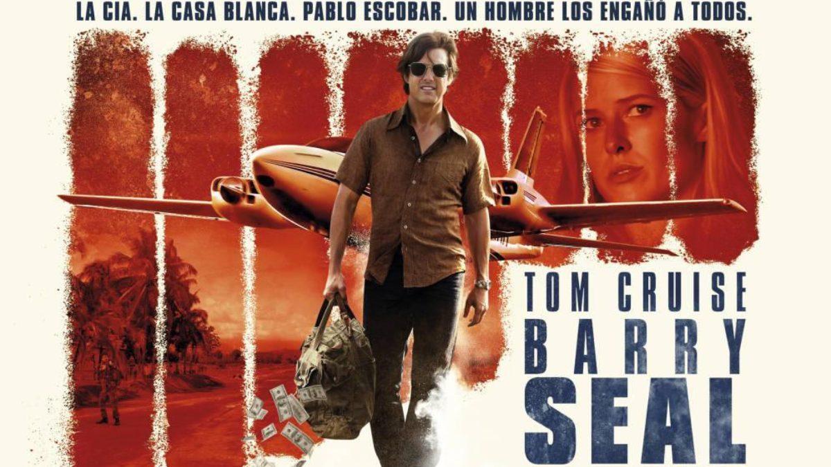 Estreno en La 1 de 'Barry Seal'