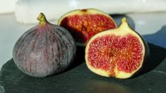 Receta de hojaldre de manzana con higos fácil de preparar