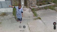 Twitter: El coche de Google Maps pide indicaciones a una mujer de un pueblo de Zamora