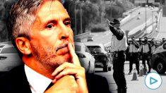 El ministro Marlaska sigue sin dictar órdenes por escrito en relación al estado de alarma en Madrid
