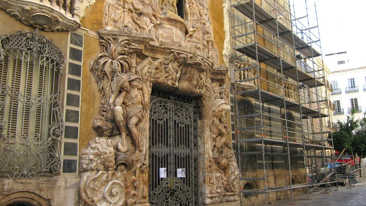 Fachada del Museo de Cerámica González Martí de València. – (Europa Press)