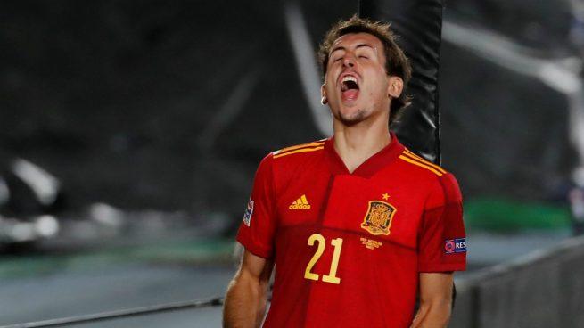 A España le falla el gol