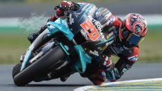 Así queda la clasificación de MotoGP tras el Gran Premio de Aragón.