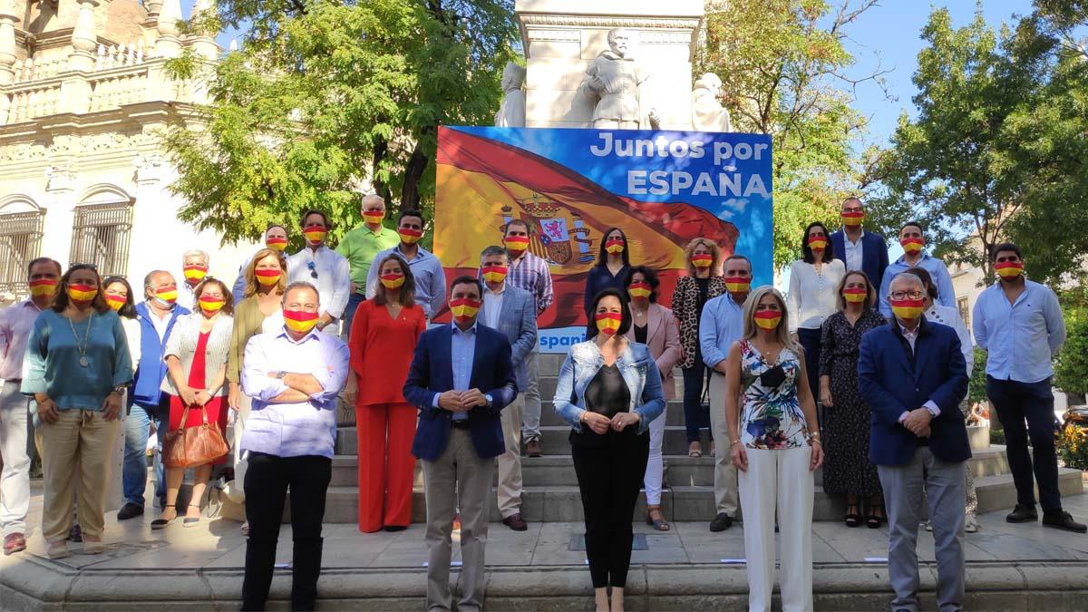 El PP de Sevilla (Foto: EP)