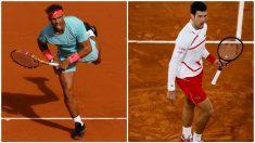 Consulta el horario y cómo ver por TV en directo la final de Roland Garros entre Rafa Nadal y Novak Djokovic.