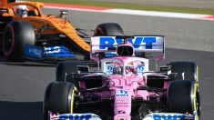 Fórmula 1 Eifel, en directo