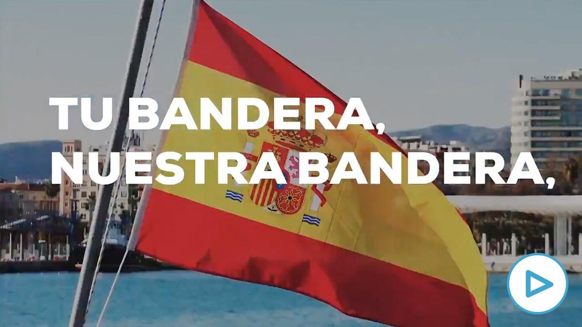 Campaña del PP 'Tu bandera, nuestra bandera'