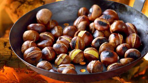 Propiedades, beneficios y cómo cocinar las castañas