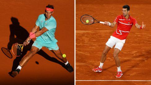 Rafa Nadal – Djokovic: final de Roland Garros, en directo