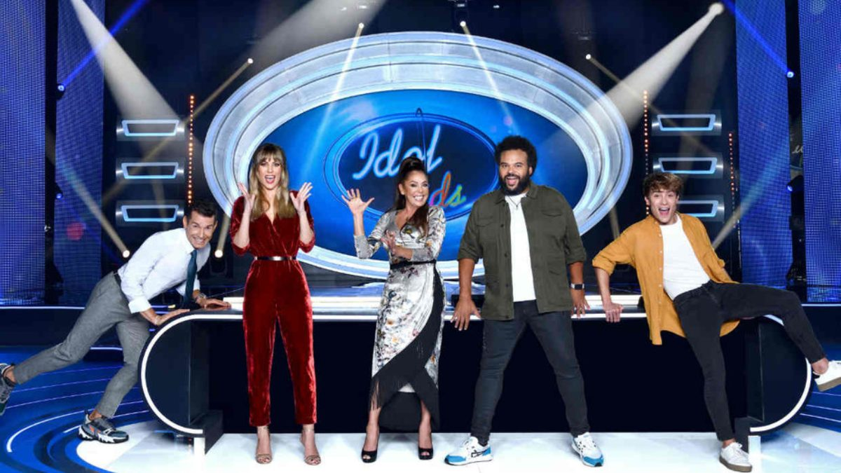 'Idol Kids' en la programación TV