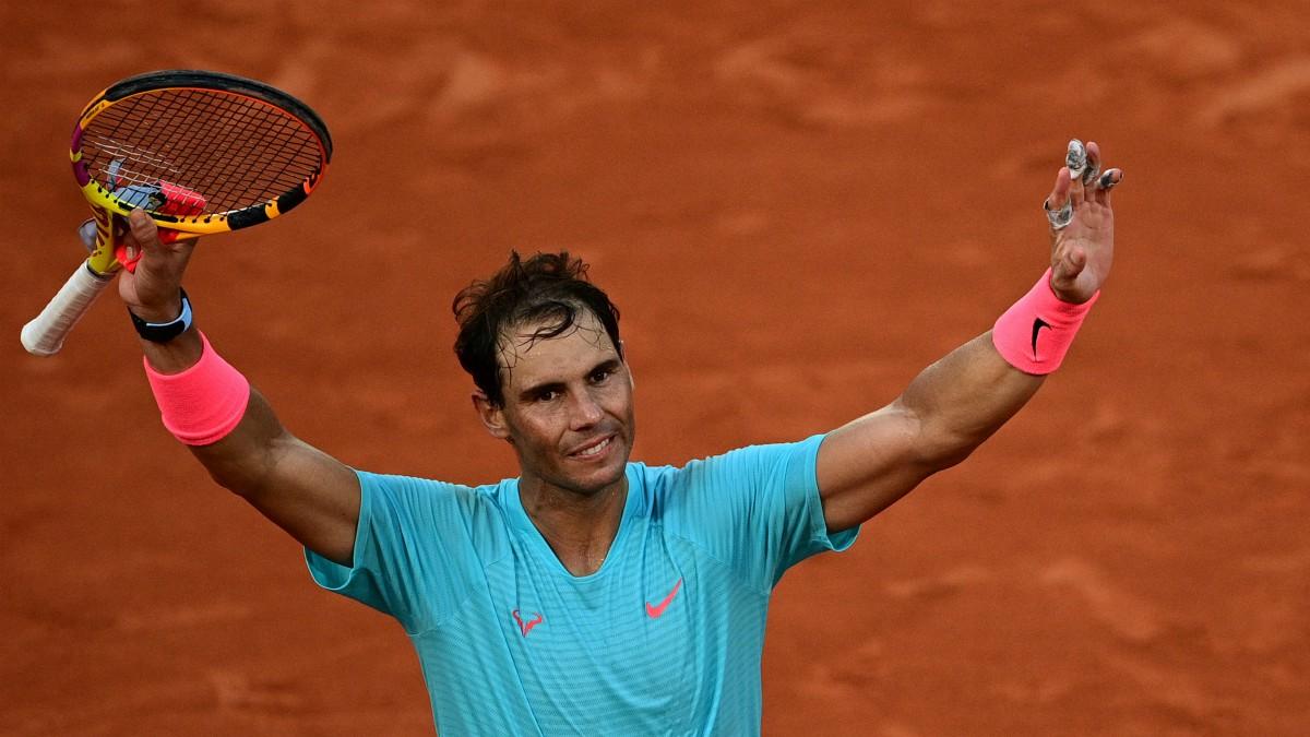 Así que el palmarés de Roland Garros tras la victoria de Rafa Nadal. (AFP)