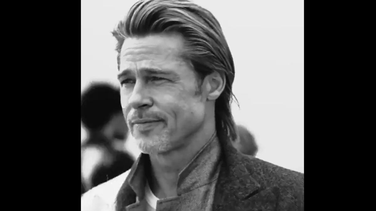 Twitter: Brad Pitt es 'trending topic' por un vídeo que ha dejado en shock a les redes sociales