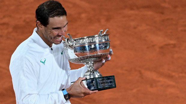 La broma de Wikipedia: 127 tenistas compiten para ver quien pierde la final contra Rafa Nadal