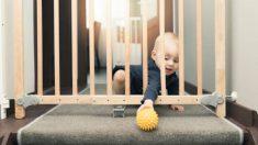 Claves para decidirte por instalar una barrera de seguridad para los niños